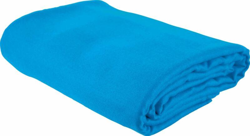 PRE-CUT Tournament Blue Simonis 860HR Worsted Pool Table Felt/Cloth -Choose Size