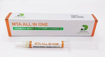 Denge Dental Re Mta Endodontic Sealer Gel Root Canal Repair Filling Material 3g