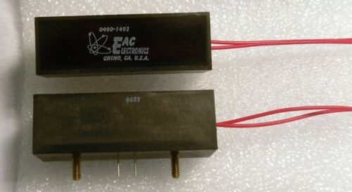 EAC W2-226 2A Reed Relay 10V Coil - NEW - HP Agilent Keysight 0490-1492