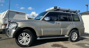 2012 MITSUBISHI PAJERO **EXCEED AUTO TURBO DIESEL** Launceston Launceston Area Preview