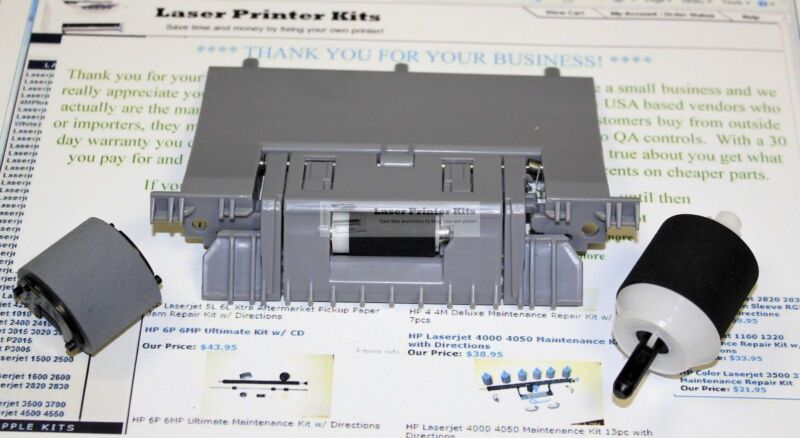 HP LASERJET M551 ENTERPRISE 500 PICKUP ROLLER SERVICE KIT TRAY 1&2 CF081-67903
