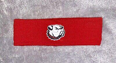 Georgia Headband - Georgia Bulldogs Headband Ear Warmer UGA Excellent Pre-Owned Condition