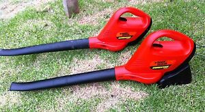 2 Black Decker Cordless Blower Meadow Heights Hume Area Preview