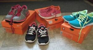 Girls/Ladies Nike Runners Size 5, 6, 7