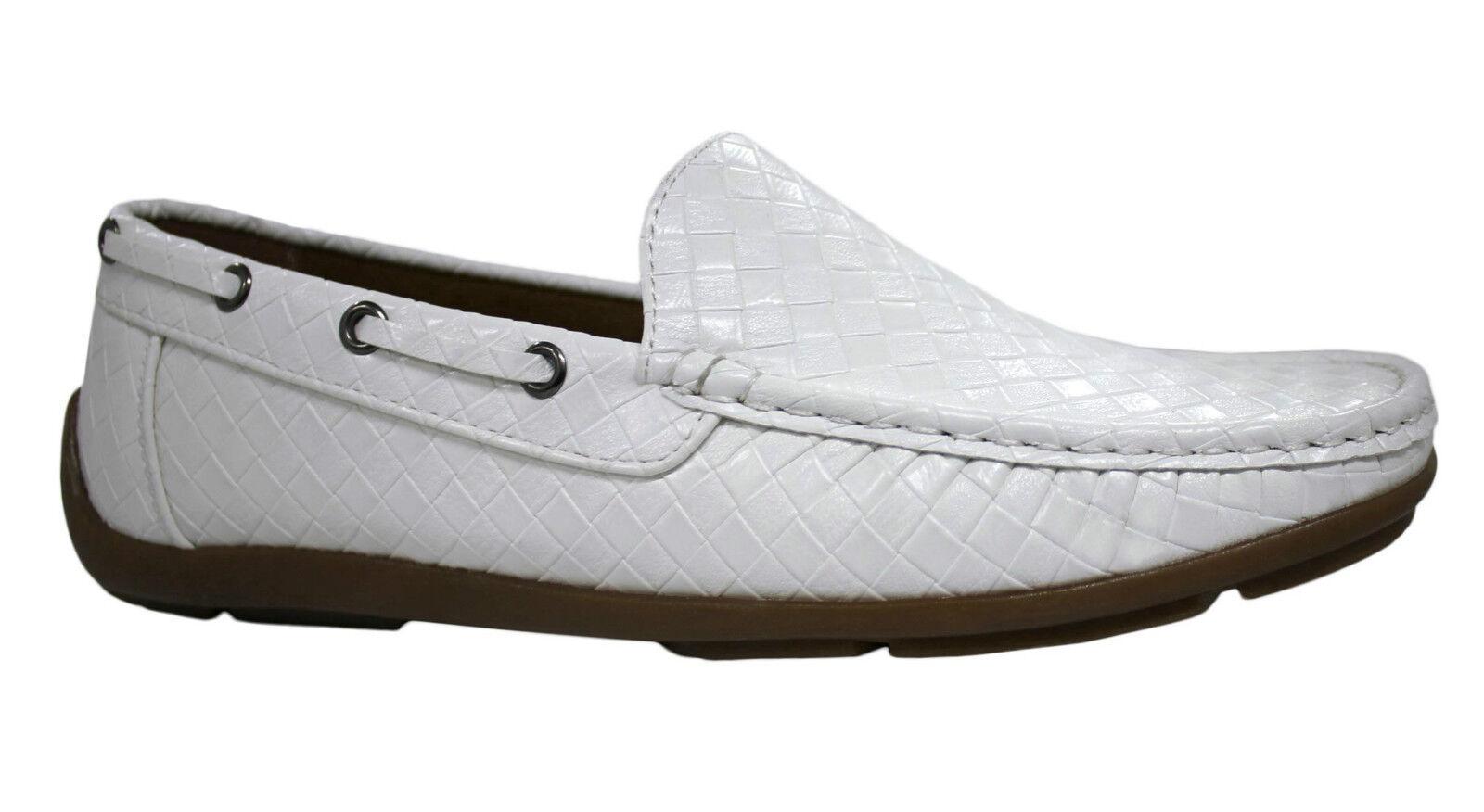 Toma De Pedidos En Línea Barato Muy Barato Calzature & Accessori eleganti bianchi per uomo Barato De Venta Original QJw80s25xu