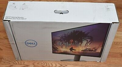 "Dell S2719DGF 27"" 144Hz 155Hz Gaming WQHD 2560 x 1440 2K FreeSync 💎 warranty"