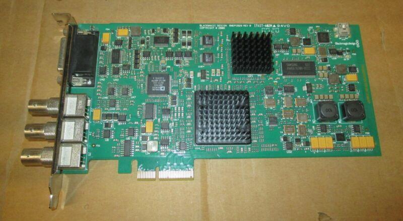 BLACKMAGIC BMDPCB29 DeckLink HD Extreme PCIe Capture Card