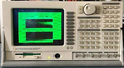 Stanford Research Dynamic Signal Analyzer Sr785 100 Khz 2-ch. Fft Analyzer