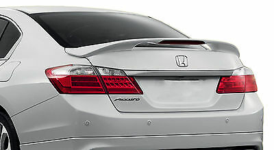 PAINTED SPOILER FOR A HONDA ACCORD 4-DOOR FACTORY STYLE SPOILER 2013-2017
