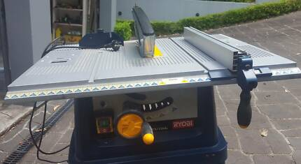 ryobi table saw 1800w 254mm