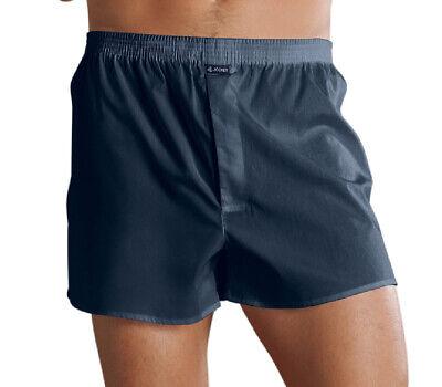 Jockey Mens Cotton Woven Boxer Short Underwear 314000