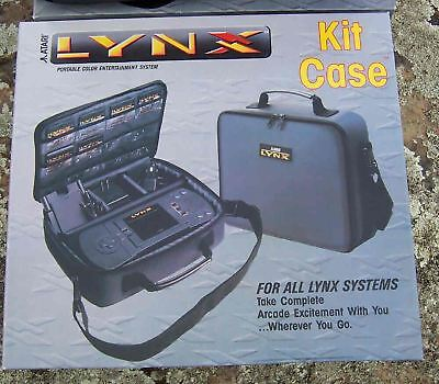 Lynx Large Kit Case Atari New In Box