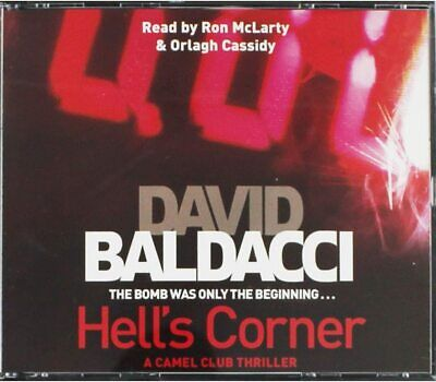 Hells Corner by David Baldacci (Audiobook CD) Abridged