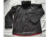 Berghaus RG Alpha AQ2 Mens Jacket Black Size XL