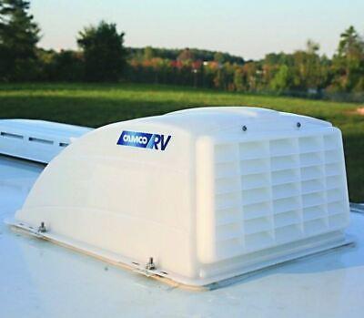 RV Exhaust Vent Roof Kit Hood Cap Travel Rain Guard Camper Bathroom Shower - Hood Roof Cap