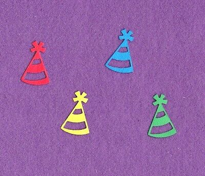 PARTY HAT qk die cuts scrapbook cards ()