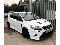 FORD FOCUS RS (white) 2010