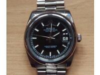 Rolex Datejust II automatic watch