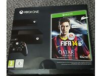 Xbox one and kinect and games and accessories