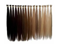 Hair extensions - £100 European remy hair