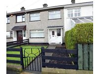 11 Millburn Park Cookstown Two bedroom property to rent.
