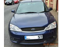 Ford Mondeo st220 2003 low miles Spares Or Repair