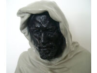 Austin sculpture, Ira Aldridge in the pose of Othello