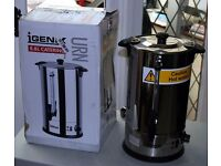 Igenix IG4008 8.8L Stainless Steel Catering Urn