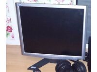 """Acer X173 17"""" monitor"""