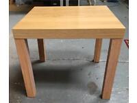 Lovely veneer side table