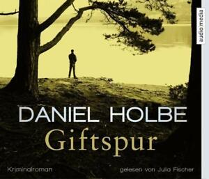 Daniel-Holbe-Giftspur-6-CDs