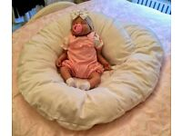 BABY NEST AND BODY PILLOW