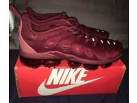 Nike Air Vapormax TN Plus Tuned Trainers Crimson Red Men's UK 10 BNIB