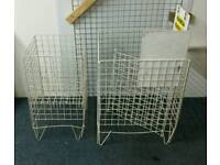 Baskets for retail display or