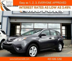 2013 Toyota RAV4 LE **SPRING BLOWOUT**