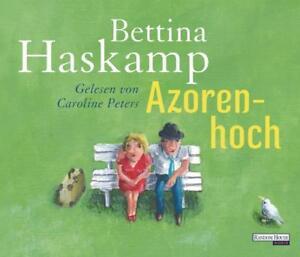***Azorenhoch*** von Bettina Haskamp Hörbuch    3 CD Box NEUwertig