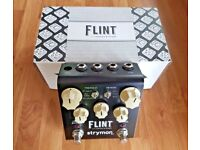 Strymon Flint Pedal in excellent condition full working order