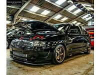 Seat Ibiza Cupra Mk3, 1.8 20vt, 230 bhp ko3s turbo, modified