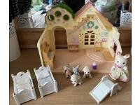 Sylvanian family nursery