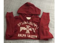 Ralph Lauren Mens Hooded Top
