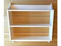 Little White Company Book Shelf