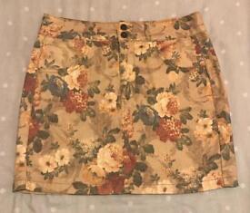 Floral skirt 12