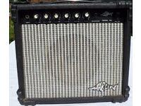 Marlin 10L Amplifier & L/Speaker Public Address System + 2 cables