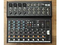 Mixer Desk...12-CH mixing console. Model T.mix 1202