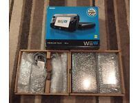 Nintendo Wii U 32GB Premium Console + 8 Games