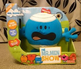Fisher-Price Talking Mr Bump Toy - Brand New