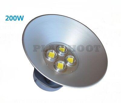 150W 200W Watt LED High Bay Light White Lamp Lighting Fixture Factory Industry