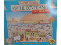 horrible histories ancient egyptions jigsaw educational