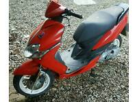 Yamaha jog rr cs50cc 2013