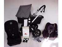 ⭐️LIKE NEW Bugaboo Cameleon 3⭐️ with Brand New Grey Melange